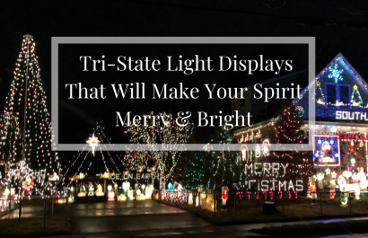 Your Guide To Light Displays Around Cincinnati & Northern Kentucky