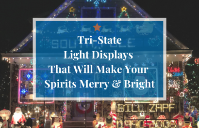 Your Guide To Light Displays Around Cincinnati, Northern Kentucky, & Indiana