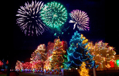 christmas lights in las cruces
