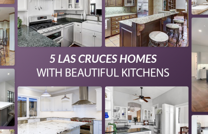 5 Las Cruces Homes With Beautiful Kitchens Between $250K - $300K