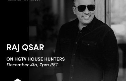 Raj Qsar on HGTV House Hunters