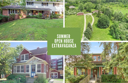 Trillium Open Houses August 17 & 18