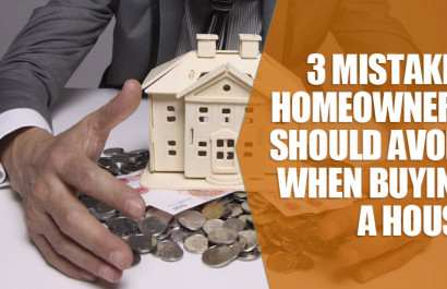 3 Mistakes Millennials Make When Buying a Home