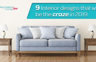 9 Interior Designs That Will Be The Craze in 2019
