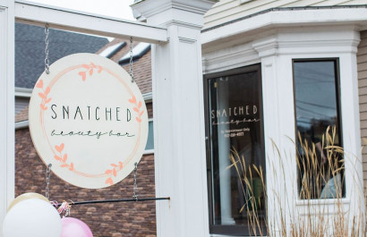 Welcome to Plymouth, Snatched Beauty Bar!