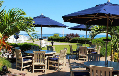 South Shore & Upper Cape Restaurants with Outdoor Seating