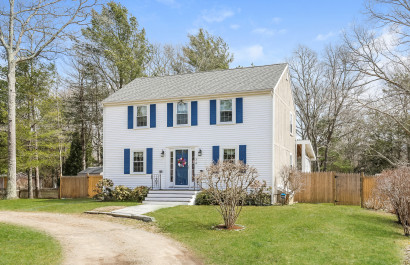 Coming Soon 💎  South Plymouth Colonial