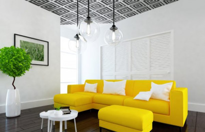 Top 4 Ceiling Trends for 2018 👆🏽
