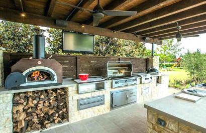 2019 Outdoor Kitchen Trends