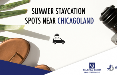 Summer Staycation Spots near Chicagoland