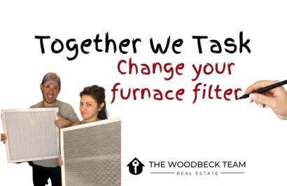 The Woodbeck Team Change Your Furnace Filter