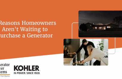 4 Reasons Homeowners Aren't Waiting to Purchase a Generator