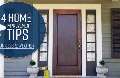 4 Home Improvements to Withstand Severe Summer Weather