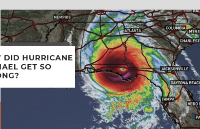 How Did Hurricane Michael Strengthen So Quickly?