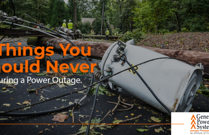 8 Things You Should Never Do During a Power Outage
