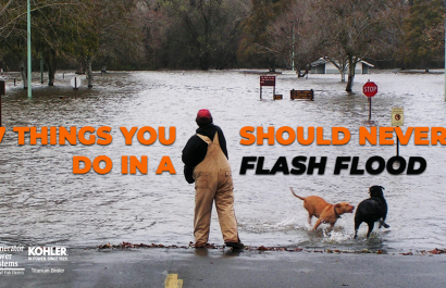 7 Things You Should Never Do In a Flash Flood