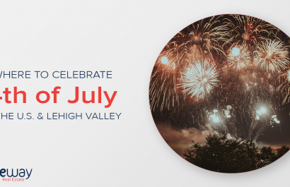 Top 4th of July Events in the Lehigh Valley & the U.S.