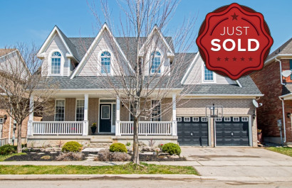 703 Tuxford Crescent | Milton, ON | SOLD