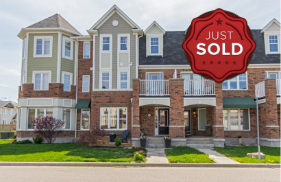 636 Gervais Terrace | Milton, ON | Sold