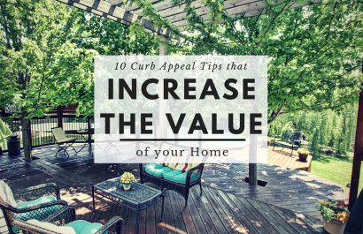 10 Curb Appeal Makeovers that Increase Your Home Value