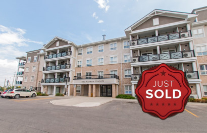 1005 Nadalin Heights, Suite 201 | Milton, ON | SOLD