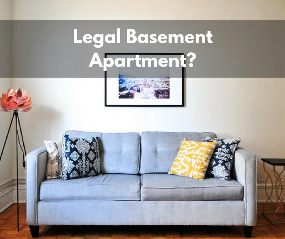 What Makes An Apartment A Studio: What Makes A Basement Apartment Legal In Milton?