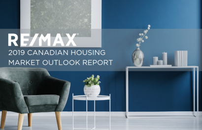 Re/Max 2019 Canadian Housing Market Outlook Report