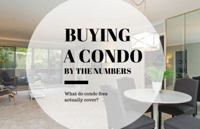 Buying a Condo by the Numbers: What do condo fees actually cover?