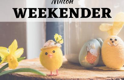 Weekender April 12 - 14