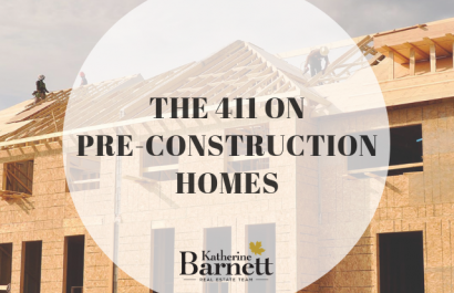 The 411 on Pre-Construction Homes