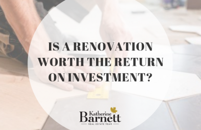 Is a Renovation worth the Return on Investment? Consumers think so.