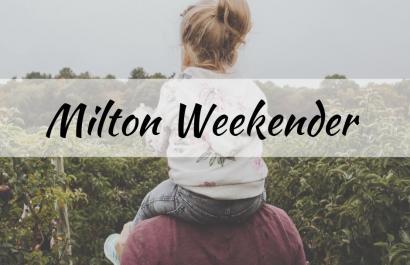 Weekender September 20 - 22