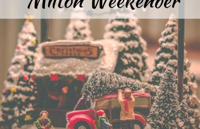 Weekender November 16 -17