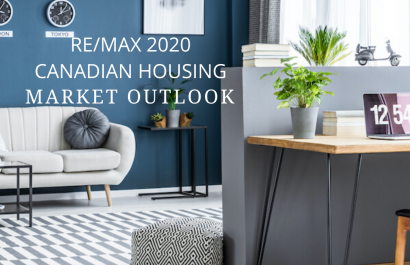 Re/Max 2020 Canadian Housing Market Outlook Report