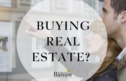 Buying Real Estate? Great! Before you do...
