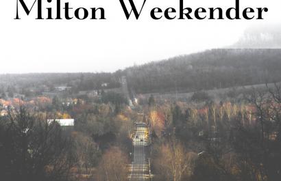 Weekender January 30 - February 2