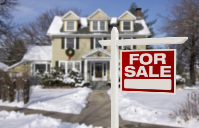 4 Reasons To Buy Your Home in Winter