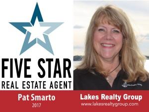 Pat Smarto Five Star Real Estate Agent