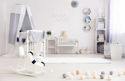 6 easy tips to organize your nursery