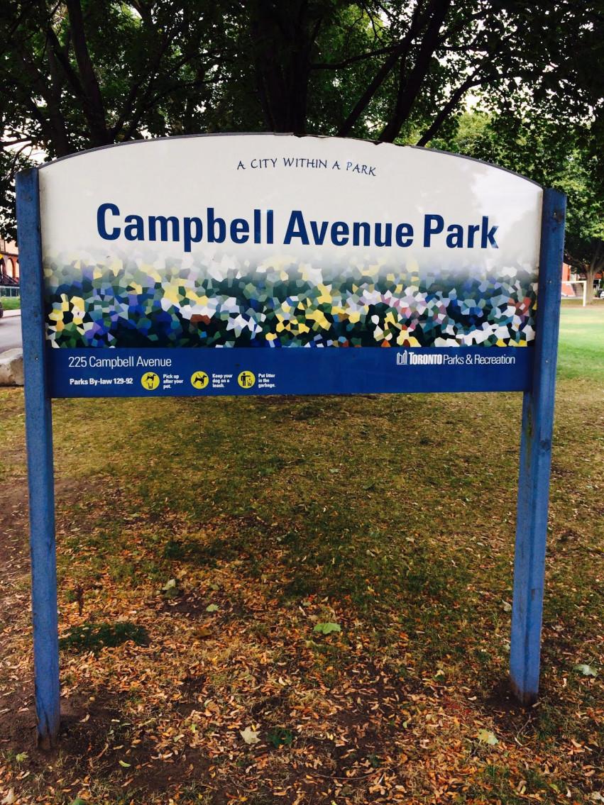 Campbell Avenue Park