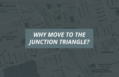 Why Move to the Junction Triangle // Transportation