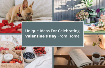 Unique Ideas for Celebrating Valentine's Day at Home