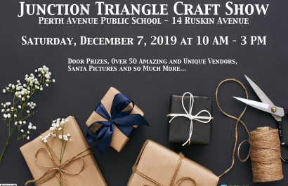 The Junction Triangle Craft Show