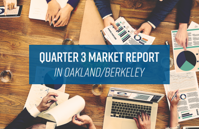 Oakland/Berkeley 3rd Quarter Market Report
