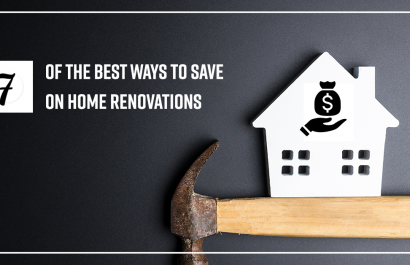 7 of the Best Ways to Save on Home Renovations