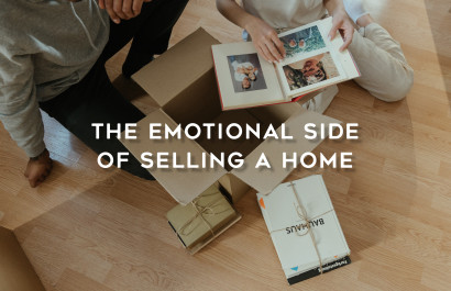 The Emotional Side of Selling a Home