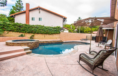 Top 10 Chino Hills Homes with Pools