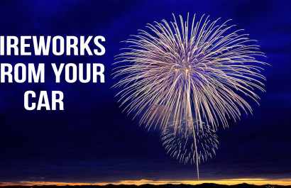 Fireworks from your Car During Quarantine