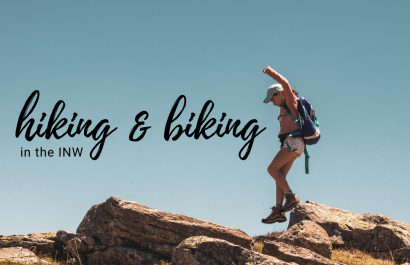 Hiking & Biking in the INW