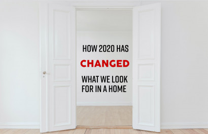 2020 Changed What we Look for in a Home